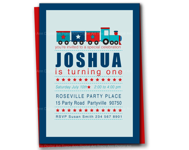 train birthday invitations clipart free image