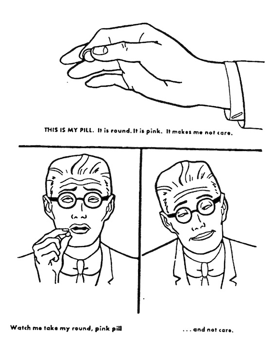 Charmingly Relatable Mental Health Comics Destigmatize Invisible