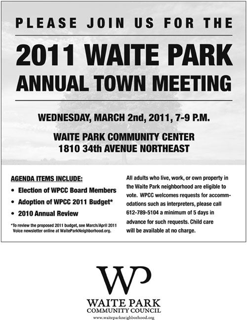Town Hall Meeting Flyer Template Free Image