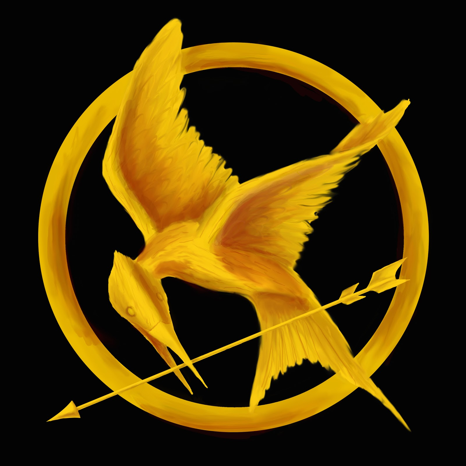 Hunger Games Logo Clipart Free Image