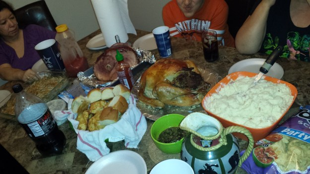 Thanksgiving Feast!