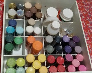 Organized!! Yay!
