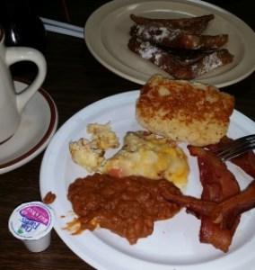 That breakfast tho!