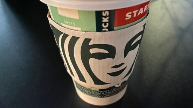 Starbucks winter white chocolate