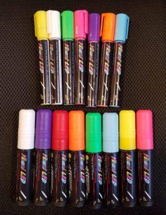 marcadores para vidrio en Ecuador