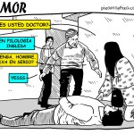 HUMOR: «YES, I´M A DOCTOR»