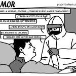 HUMOR: EN LOS COLES NO HAY CONTAGIOS