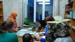 Разговор на вятском диалекте в Забай деревне