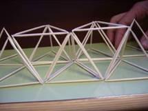Asociación tetraedro octaedro
