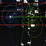 Social Collider: Visualización de interacciones en Twitter