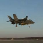 Pruebas del F-35B – Avión de aterrizaje vertical y despegue corto