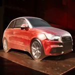 car_projection_mapping