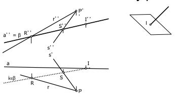 Resolucion Interseccion de recta y plano