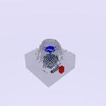 Fuente : Simulación de fluidos con Blender
