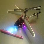 Helo TC , Indoor helicopter
