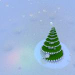 Árbol de navidad helicoidal