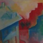 Neighborhood [ Oil ]