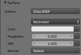 variables shader glass