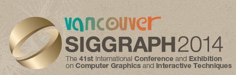 logo siggraph 2014
