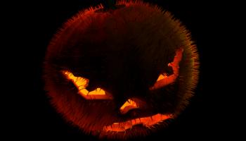 Halloween Pumpkin in Blender – Graphic PIZiadas