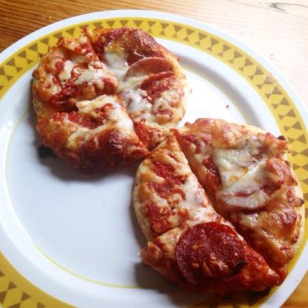 Bella Napoli Bambino Pepperoni Pizza