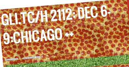 GLI.TC/H Festival Pizzabook Interface - November 2012