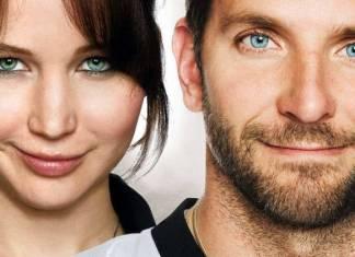 """Jennifer Lawrence y Bradley Cooper en """"El lado bueno de las cosas"""""""
