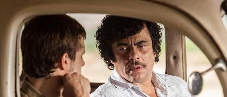 Benicio del Toro en