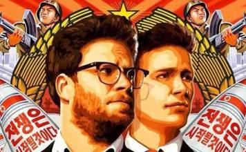 "Seth Rogen y James Franco en ""The Interview"", la película que desató la ira de Kim Jong Un"