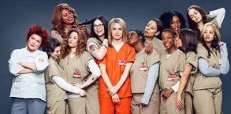"El cast de ""Orange is the new black"""