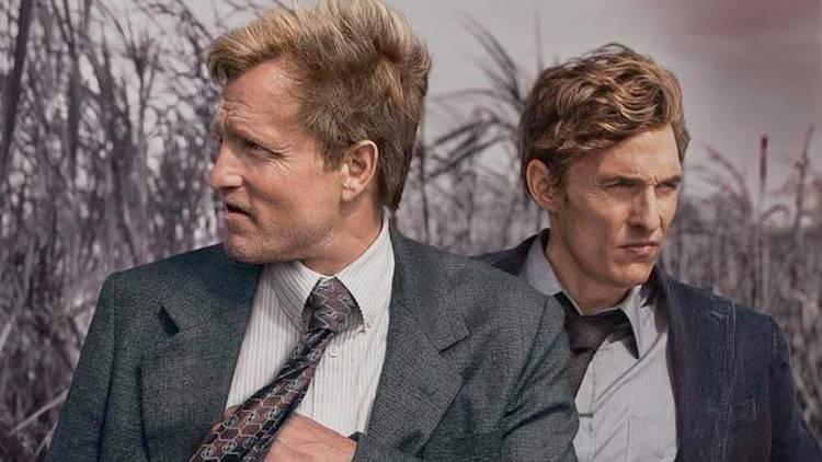 Woody Harrelson y Matthew McConaughey en