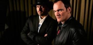 Quentin Tarantino y Robert Rodriguez, amigos from dusk till dawn