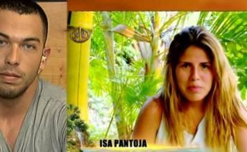 Isa Pantoja y Alberto Isla