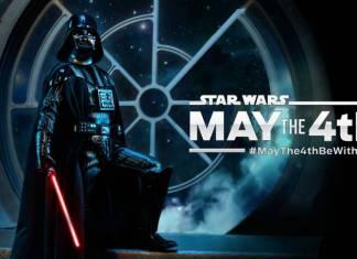 la conspiración del día de Star Wars