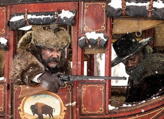 The Hateful Eight de Quentin Tarantino
