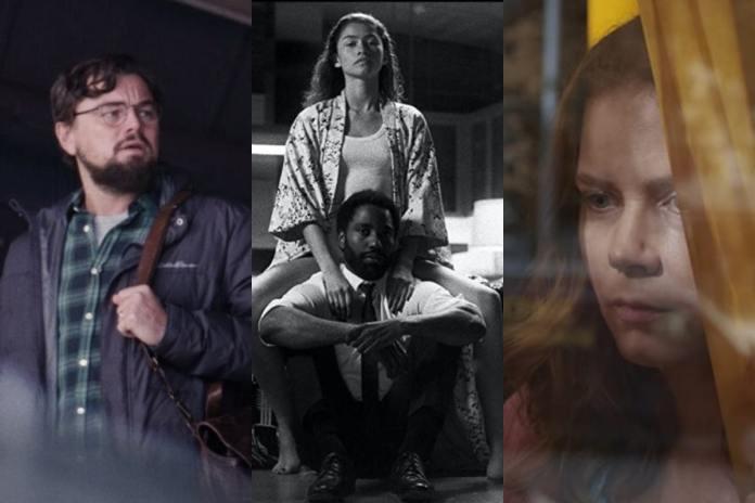 Películas Netflix 2021 y la barba Hipster de Leonardo DiCaprio