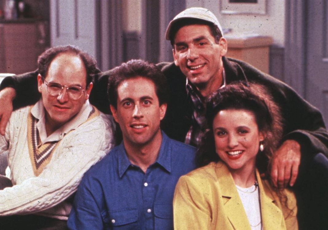 SEINFELD: The Return - Vuelve Seinfeld