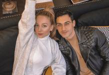 Ester Expósito y Alejandro Speitzer 2