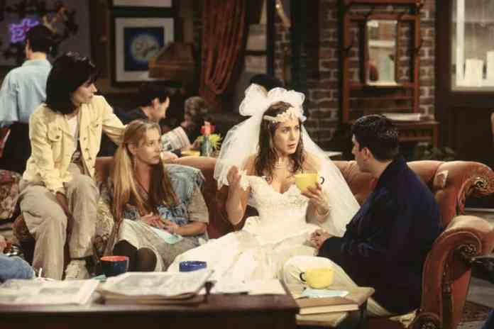 Reunión de los actores de Friends