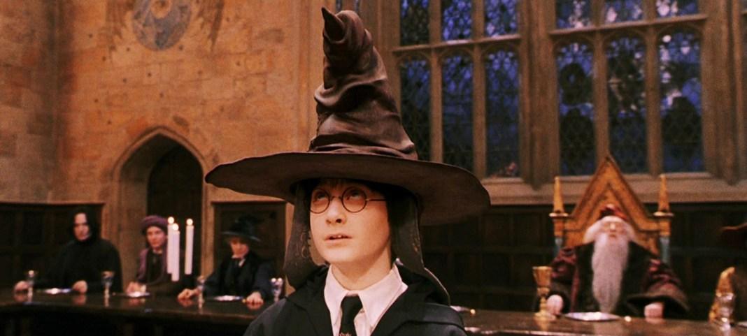 Harry Potter Sombrero seleccionador Test