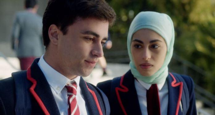 Itzan Escamilla es Samuel en Élite personajes