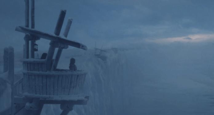 \Juego de tronos Episodio 7X06 Beyond the wall