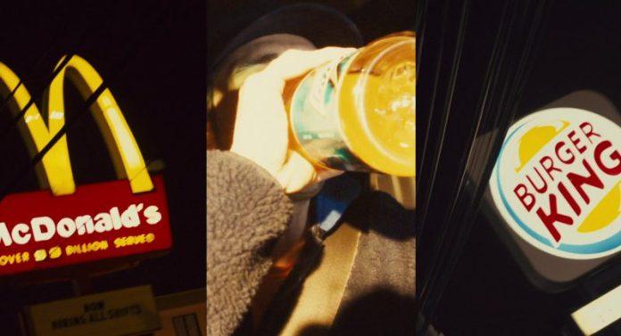 McDonalds & Movies 127 horas
