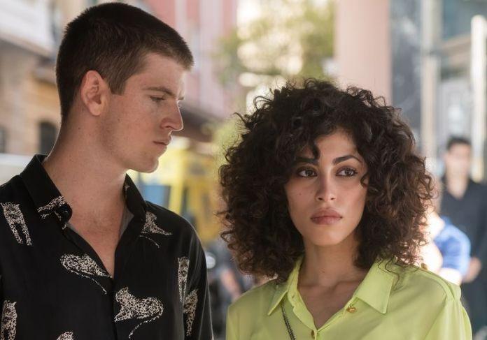 Nadia y Guzmán de Élite