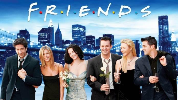Reunión de Friends HBO Max 2020