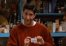 Los mejores momentos de Ross geller en Friends