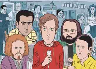 Silicon Valley lecciones de serie Pizzacinema