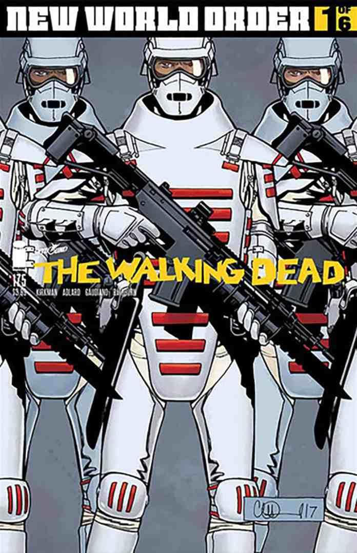 The Walking Dead Qué significa el helicoptero de 'The Walking Dead'