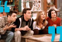 trivial de friends