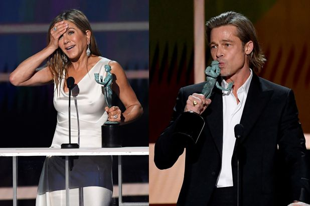 El discurso más divertido de Brad Pitt